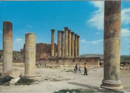 Jordanië      Jerash            Scan 8483B - Cartes Postales