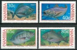1994 Namibia Vita Marina Marine Life Pesci Fish Fische Poissons Set MNH** Qq35 - Namibia (1990- ...)