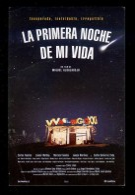 *La Primera Noche De Mi Vida* Ed. 1er. Festival De Cine Español De Málaga. Nueva. - Affiches Sur Carte