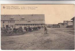 Elsenborn, Camp, Kamp, Het Park En De Pervyselaan (pk14810) - Elsenborn (camp)