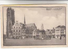 Mechelen, Malines, Groote Markt (pk14820) - Mechelen