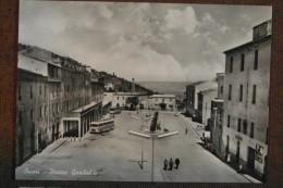 OZZIERI -PIAZZA GARIBALDI -EPOCA  CORRIERA - Sassari