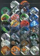 30 KRD Schweiz - Art of Airbrush - 1445 B - Riegel