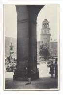 10320 - Ville Place à Identifier Voitures Et Autobus Kodak Année 1940-45 (trous De Punaise) - Cartes Postales