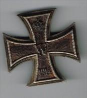 Médailles Millitaires 1914 Allemande - Médailles & Décorations