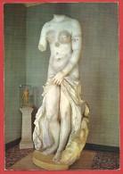 CARTOLINA NV ITALIA - SIRACUSA -  Museo Nazionale - La Venere - ALTEROCCA TERNI 48784 - 10 X 15 - Sculture
