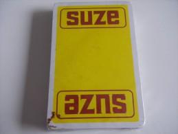 jeu de 32 cartes � jouer - SUZE ALCOOL