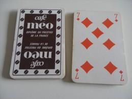 jeu de 32 cartes � jouer - CAFE MEO