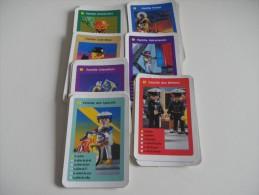 jeu de 7 familles - PLAYMOBIL
