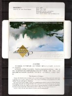 080422 PRESTAMPED POST CARDS 4.20 X 6 JIANGXI SCENERY - 1949 - ... People's Republic