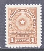 PARAGUAY  J 5   PORTO    * - Paraguay