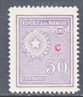 PARAGUAY  L 15    * - Paraguay