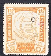 PARAGUAY  L 34    (o) - Paraguay