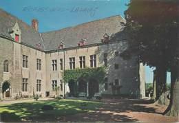 CPM - ECAUSSINNES-LALAING - Château Fort : La Cour D'honneur - Ecaussinnes