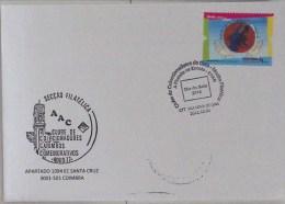 Portugal - 2012 stamp day - Gaia collectors club - Almeida Garret school - Vila Nova de Gaia