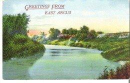 Greetings From  East Angus, Quebec - Otros