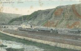 Comblain-la-Tour - Carrières - Jolie Carte Couleur - 1911( Voir Verso ) - Hamoir