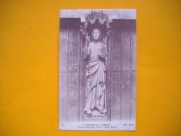Cpa  AMIENS - 80 -  Cathédrale  - Christ Bénissant -    Somme - Amiens