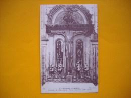 Cpa  AMIENS - 80 -  Cathédrale  - Chapelle De Saint Sauve -    Somme - Amiens