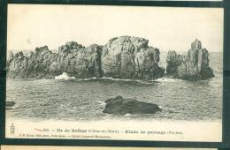 N°333  -   Ile De Bréhat - Cote Du Nord -    étude De Paysage  Ean35 - Ile De Bréhat