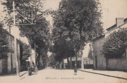 CPA - Bellac - Avenue De La Gare - Bellac