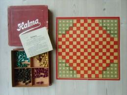 HALMA  Um 1932 - Toy Memorabilia