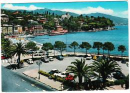 S. Margherita Ligure: 2x FIAT 500, 850, INNOCENTI MINI & INNOCENTI A40 - Lungomare - Golfo Tigullio - (Italia) - Toerisme