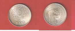 ITALIE    //  1000 Lires  1970 R // Km # 101   //   état SPL - 1 000 Lire