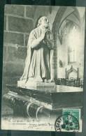 N°1  -   LE CONQUET , Intérieur De L'Église , Statue De Michel Le Nobletz       Ean85 - Le Conquet