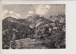 Montagna - Cime . Rocciatori Forni Di Sopra ( Gruppo Del Cridola) - Cartoline