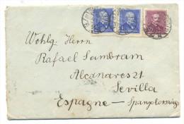 Tarjeta Postal Matº Budapest Destino Sevilla - Hungría