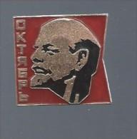 """Epinglette """" Lénine """" - Personnes Célèbres"""