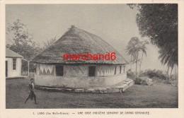 Océanie Iles Wallis Et Futuna Lano Une Case Indigène Servant De Grand Séminaire - Wallis-Et-Futuna