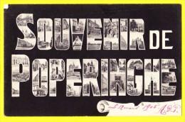 * Poperinge - Poperinghe (Bij Ieper - Ypres) * (Edit Sansen Decorte) Souvenir de Poperinge, Perkament, fantaisie, rare