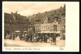 Nurnberg Stoja ------ Postcard Not Traveled - Nuernberg