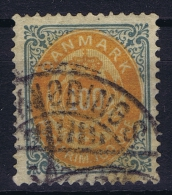 Denmark: 1875, Mi Nr 31 I YA  Used - 1864-04 (Christian IX)