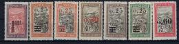 Madagascar  Yv Nr 125 - 130 MH/* Series Incomplete - Madagascar (1889-1960)