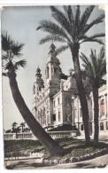 CPA Principauté De Monaco Le Casino De Monte Carlo Vu Des Terrasses - Monaco