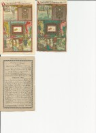 Hoogstraten 3 Verschillende En Bijzonder Mooie Prentjes Van Het Heilig Bloed Van Hoogstraeten - Religion & Esotérisme