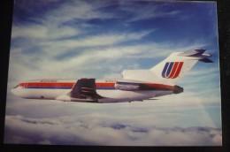 UNITED  B 727 22   N7037U - 1946-....: Era Moderna