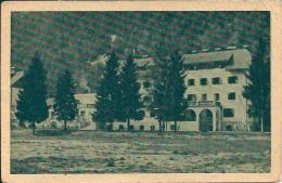Postcard RA001425 - Slovenia Martuljek Delavski Pocitniski Dom Franca Rozmana - Slovénie