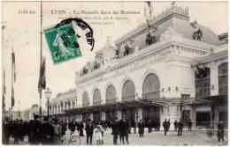 Lyon - La Nouvelle Gare Des Brotteaux ... - Lyon