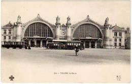 Tours - La Gare ( Tramway ) - Tours
