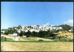 SANTA CROCE DEL SANNIO (BN) - Panorama - Cartolina Non Viaggiata - Benevento
