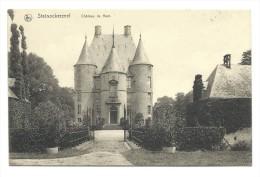 Carte Postale - STEENOKKERZEEL - STEINOCKERZEEL - Château De HAM -  Kasteel - CPA  // - Steenokkerzeel
