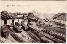 Dijon - Vue Panoramique De La Gare - Dijon