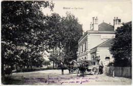 Bléré - La Gare ( Diligence ) - Bléré