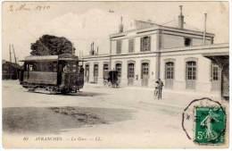 Avranches - La Gare ( Tramway ) - Avranches