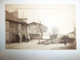 2vti - CPA  - LA CHAUX DES CROTENAY - Côté Est - Route Des Planches -  [39] - Jura - France