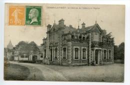 Cerisy La Forêt Le Château De L'abbaye Et L'église - Altri Comuni